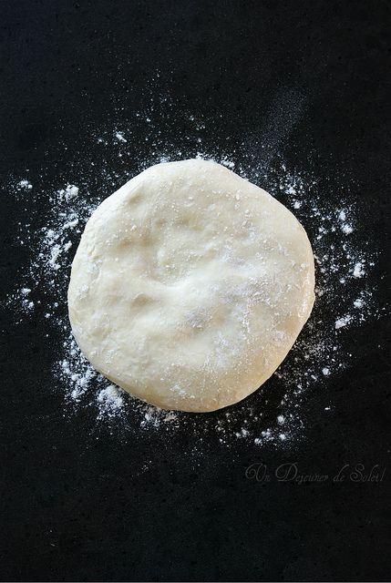 Un dejeuner de soleil: La pâte à pizza... du pizzaiolo (2 recettes + 4 as...
