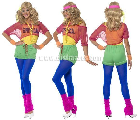 disfraces para halloween de los anos 80