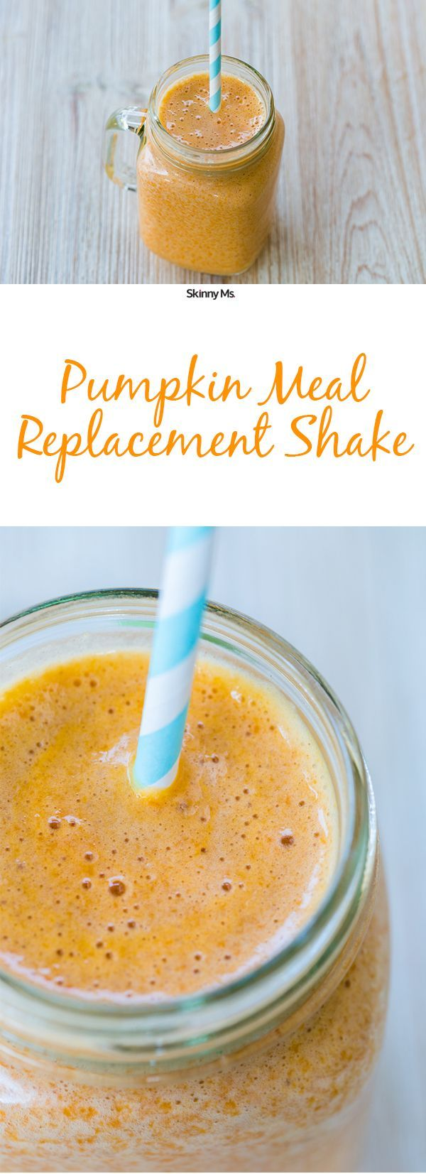 Pumpkin Meal Replacement Shake