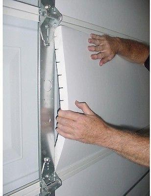 Garage Door Foam Energy Weather Plastic Insulation Diy Panel Kit 8 Pieces Garage Door Insulation Kit Garage Insulation Door Insulation