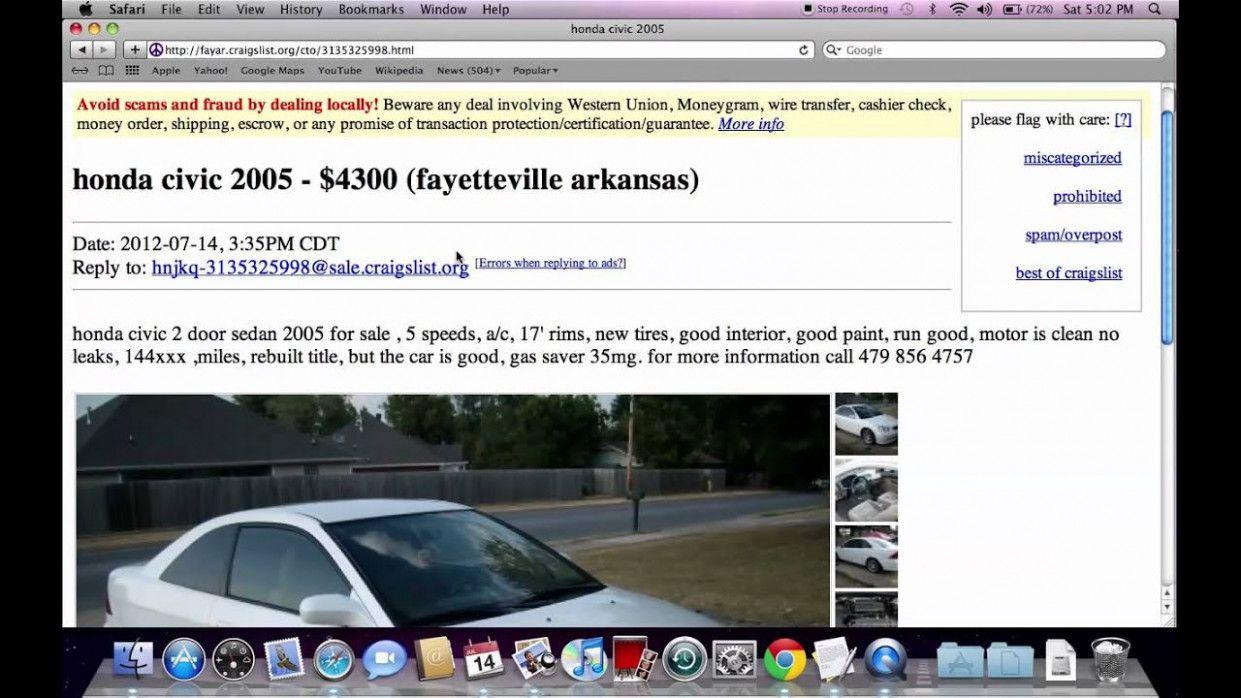 Craigslist used vehicles southeast arkansas used cars