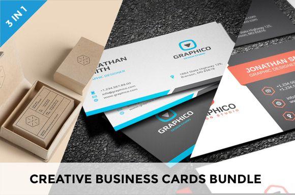 Creative business cards bundle vol5 by nazdrag on creativework247 creative business cards bundle vol5 by nazdrag on creativework247 reheart Choice Image