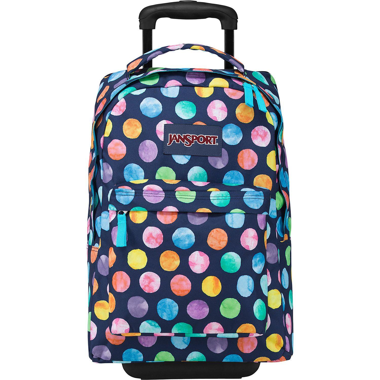 6f05875900 JanSport Wheeled SuperBreak Backpack - eBags.com