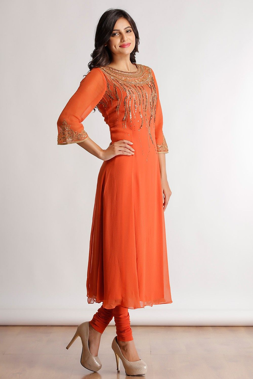 Ready to wear buy starburst suit online at satyapaul dress