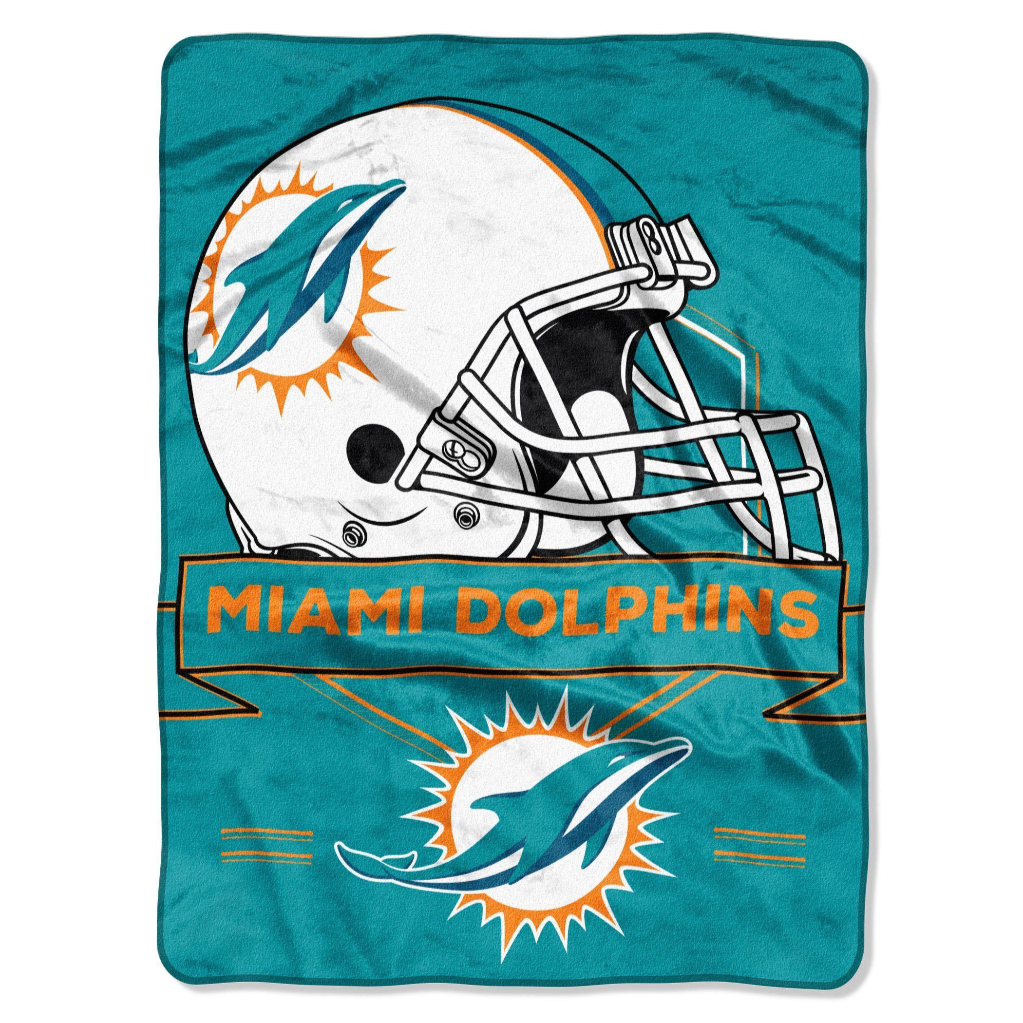 The Northwest Company NFL Miami Dolphins Hand Towel
