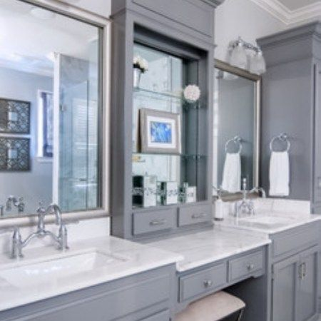 Clever master bathroom remodelling ideas on a budget (13