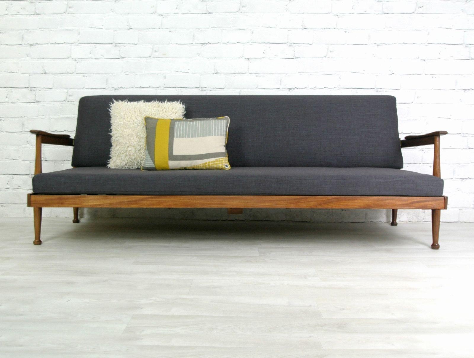 1968 Danish Sleeper Sofa Sofa Design Vintage Mid Century Furniture Danish Style Sofas