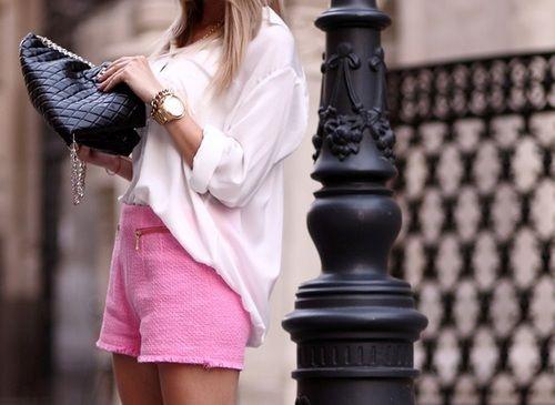 #fashion #pink #style