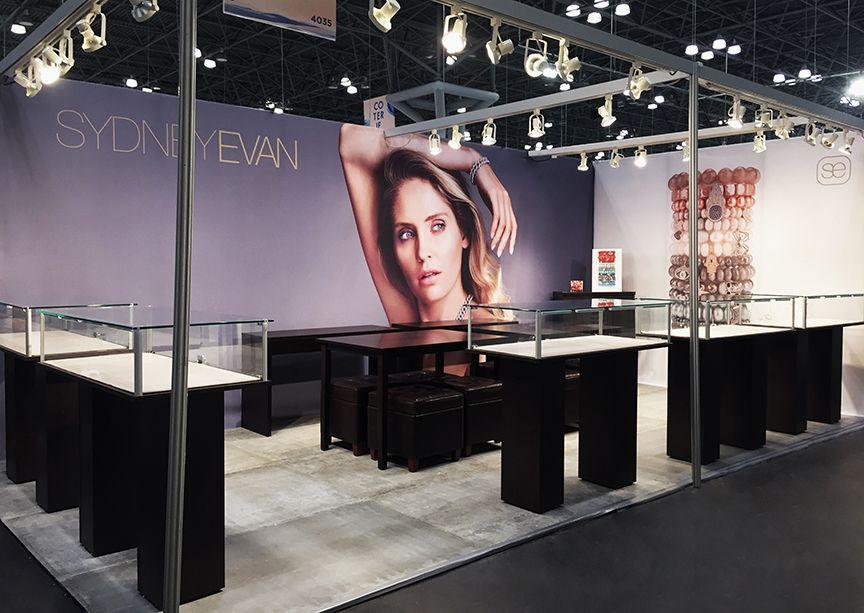 SPB Concept Booth Design Coterie NYC September 2016 Sydney