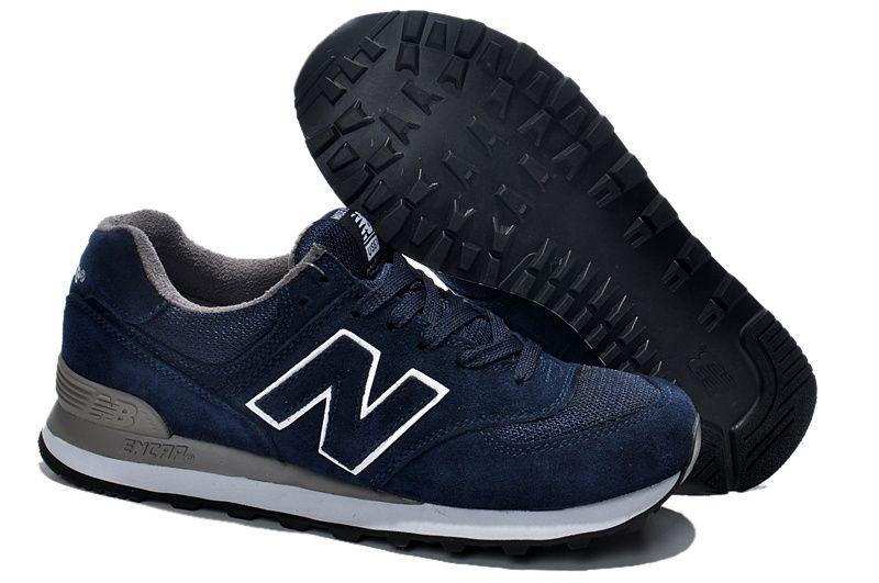 2013 / 2014 Classic New Balance 574 Womens Jogging Shoes ...