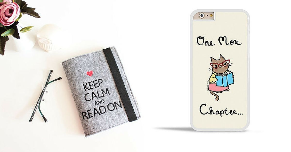 Show off your bookish pride!