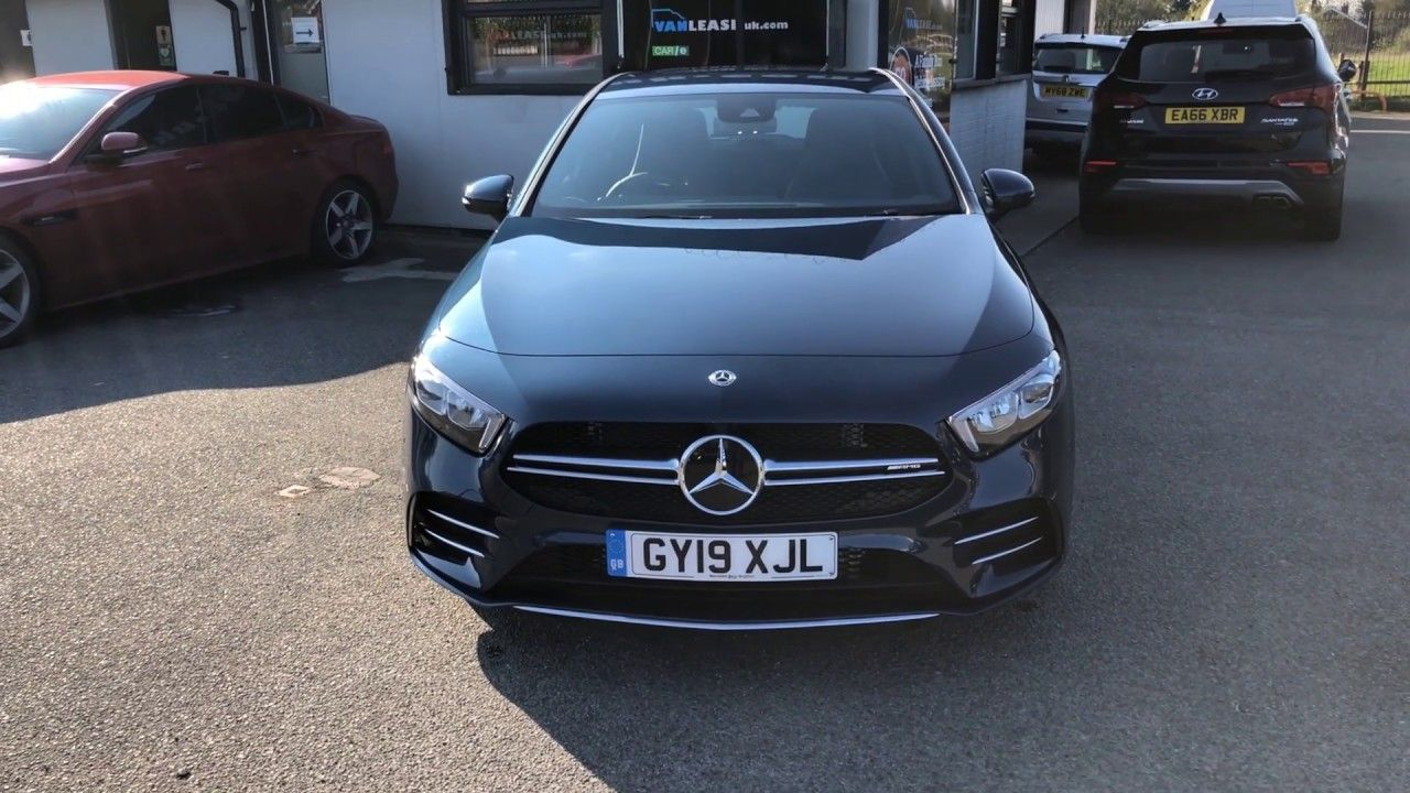 In Review Mercedes Amg A35 4matic Executive Auto Petrol Hot Hatch Mercedes Amg Hot Hatch Amg