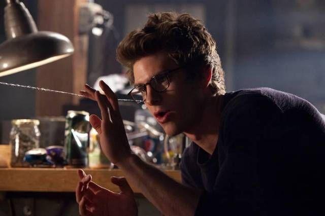 The Amazing Spider-Man Andrew Garfield Foto Dal Film 02 #amazingspiderman