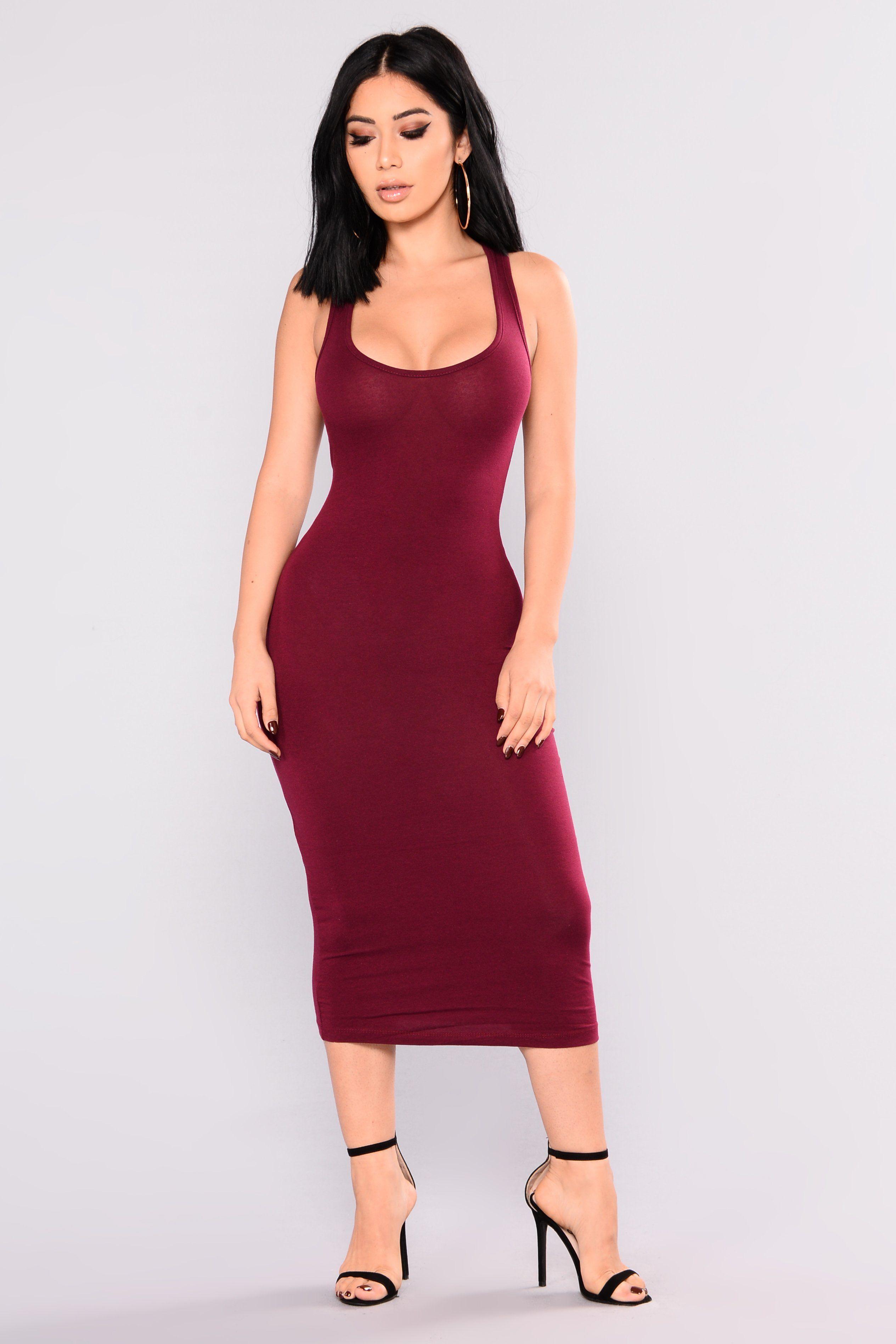 Breyanda Midi Dress Wine Dresses Wine Midi Dress Midi Dress [ 3793 x 2529 Pixel ]