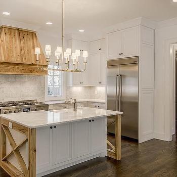 Reclaimed Wood Kitchen Island Trim Design Decor Photos Pictures Ideas Inspiration Kitchen Island With Sink Reclaimed Wood Kitchen White Kitchen Island
