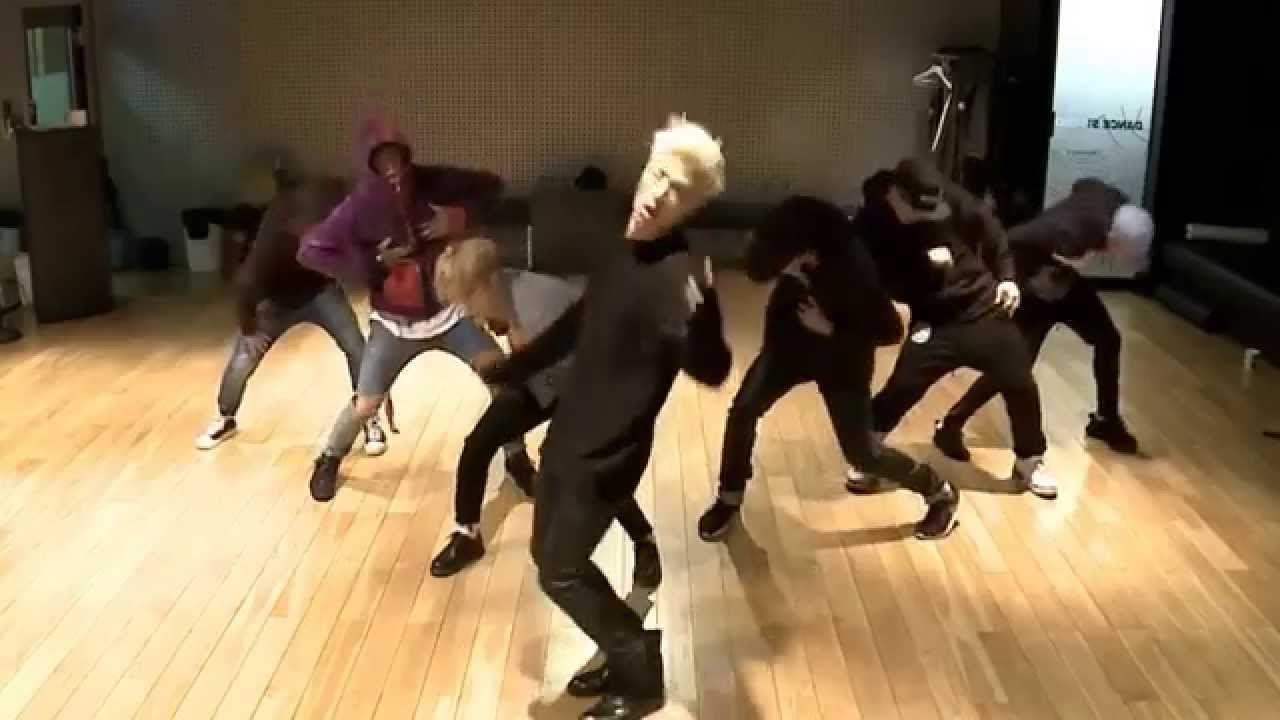 iKON 'Rhythm Ta' mirrored Dance Practice   Dance Practice ...