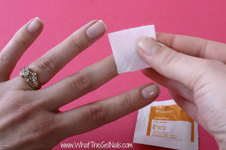 Lovely Nail Polish Like Gel