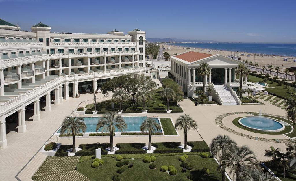 Hotel Las Arenas Balneario Resort Hotel Spaintravel