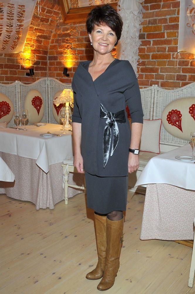 Jola Kwaśniewska Styleicon Jolanta Kwaśniewska W 2019