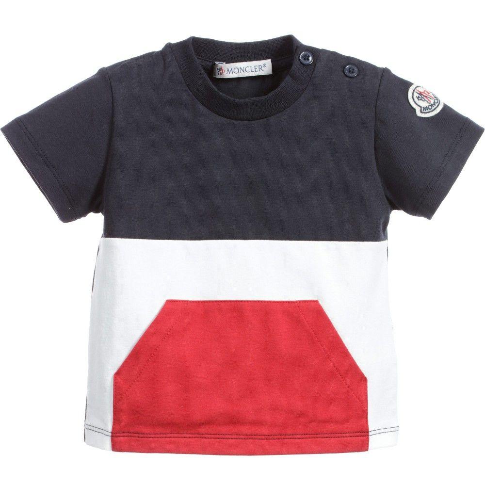 boys moncler shirt