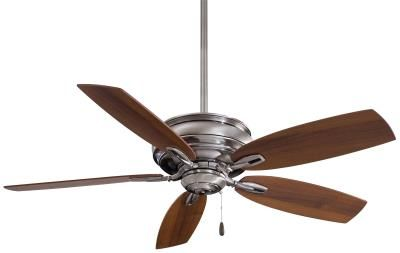 Minka Aire F614 Pw Doing This Fan With A 4 Lite Light