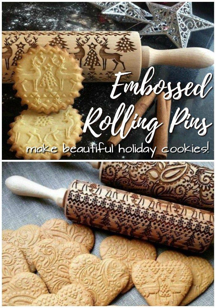 Handmade Holiday Gift Guide Gifts for a baker, Handmade