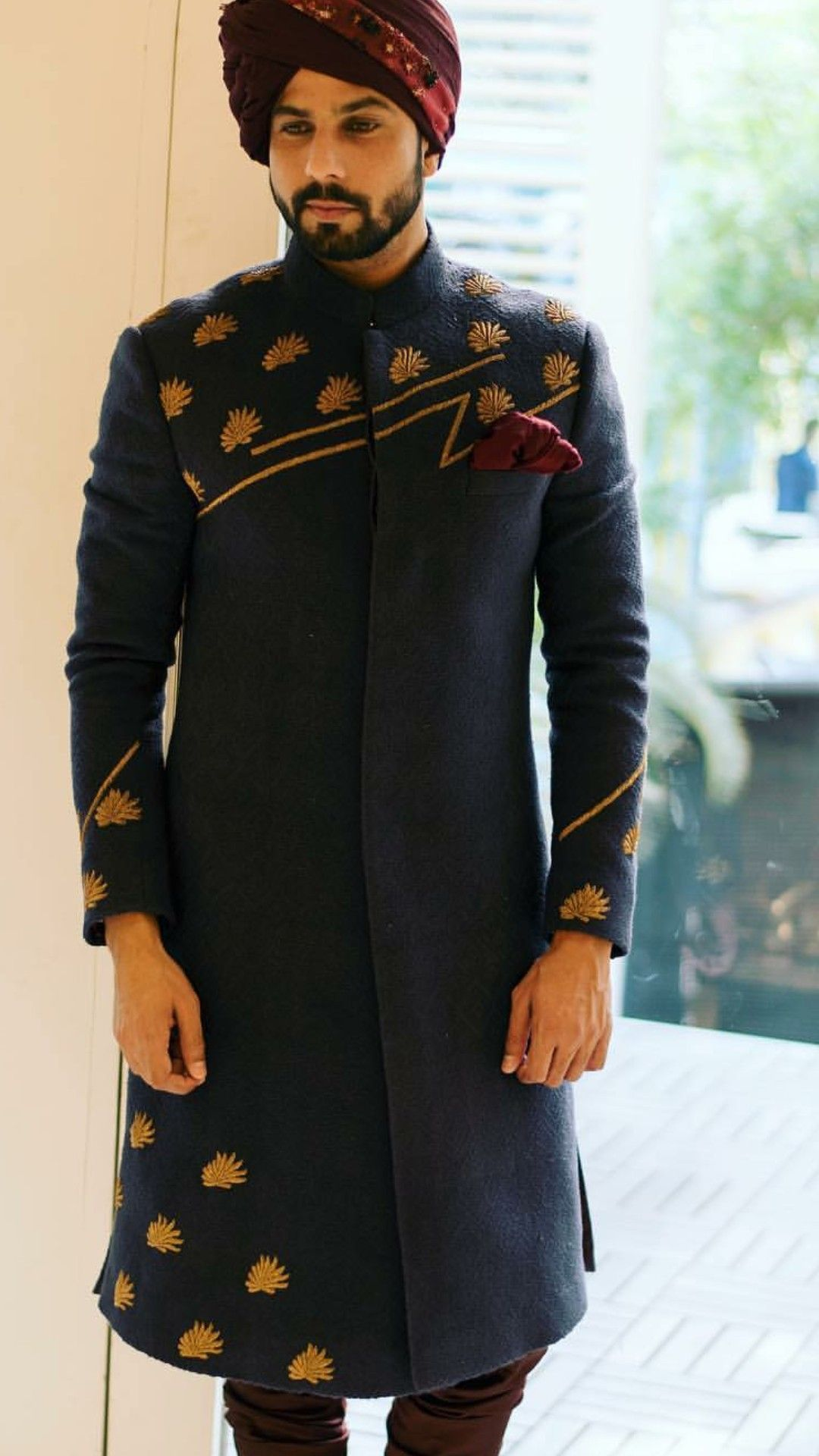 kurta wedding party dress for men