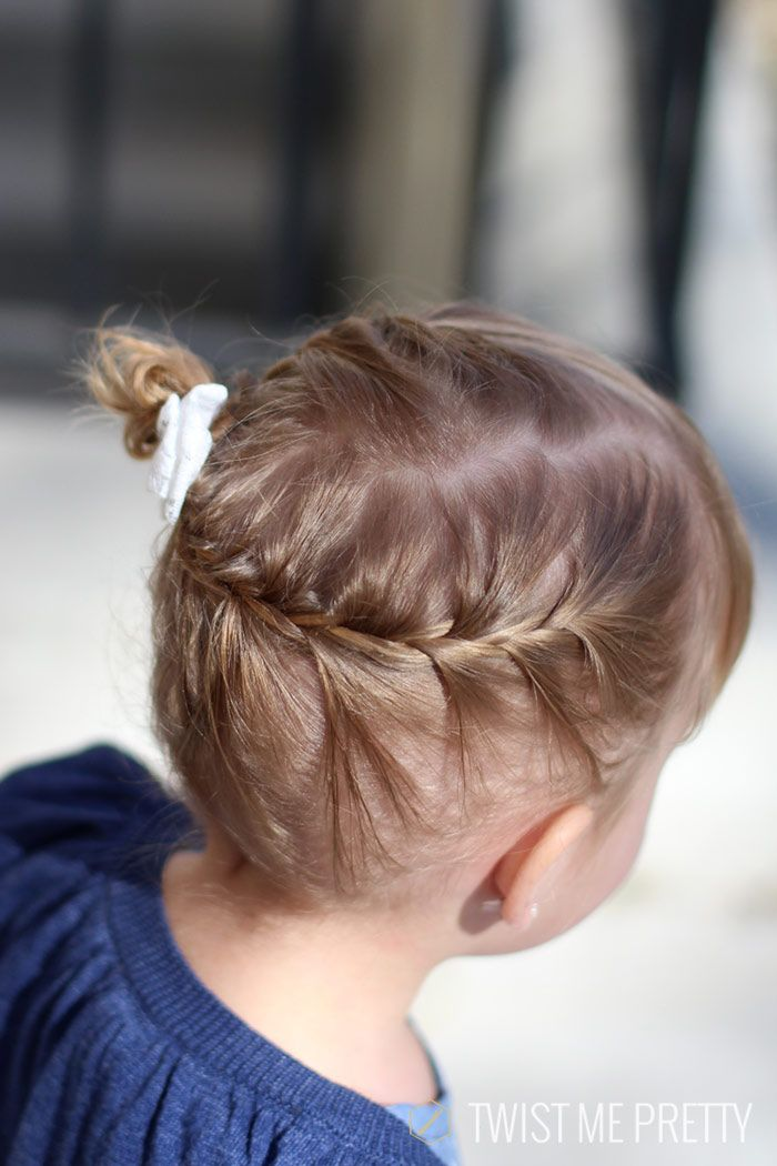 Toddler Hairstyles Magnificent Styles For The Wispyhaired Toddler  Hair Style Ideas  Pinterest