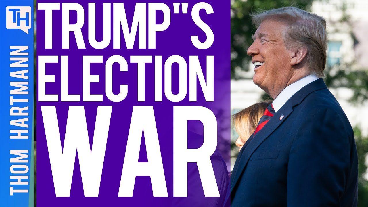 Did Trump Start A World War In 2020 Trump