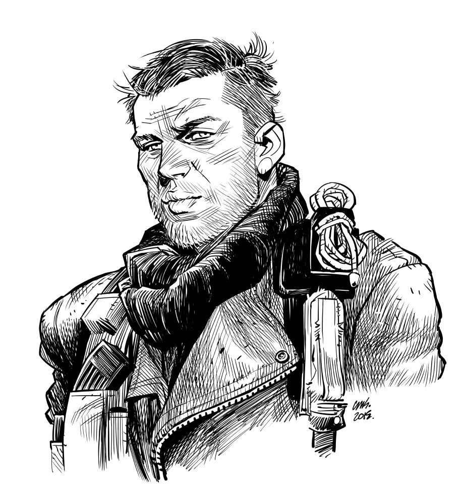 Cameron Stewart: Lots of Furiosa, lots of Doof Warrior, but not that many Max drawings #MadMax