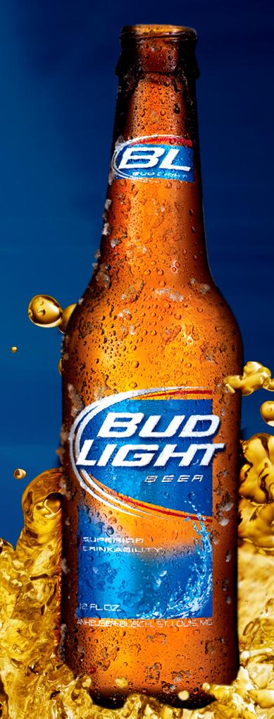 The Shitttttt Bud Light Beer Drinks
