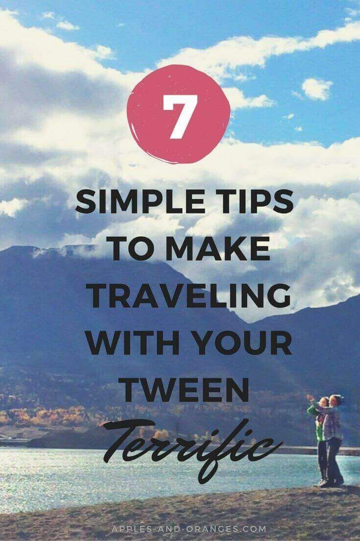 Have You Traveled With Tweens Lately Traveling With Tweens Is A