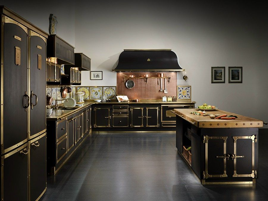 Kitchen Design Vintage Style medici palace kitchenofficine gullo | kitchens | pinterest