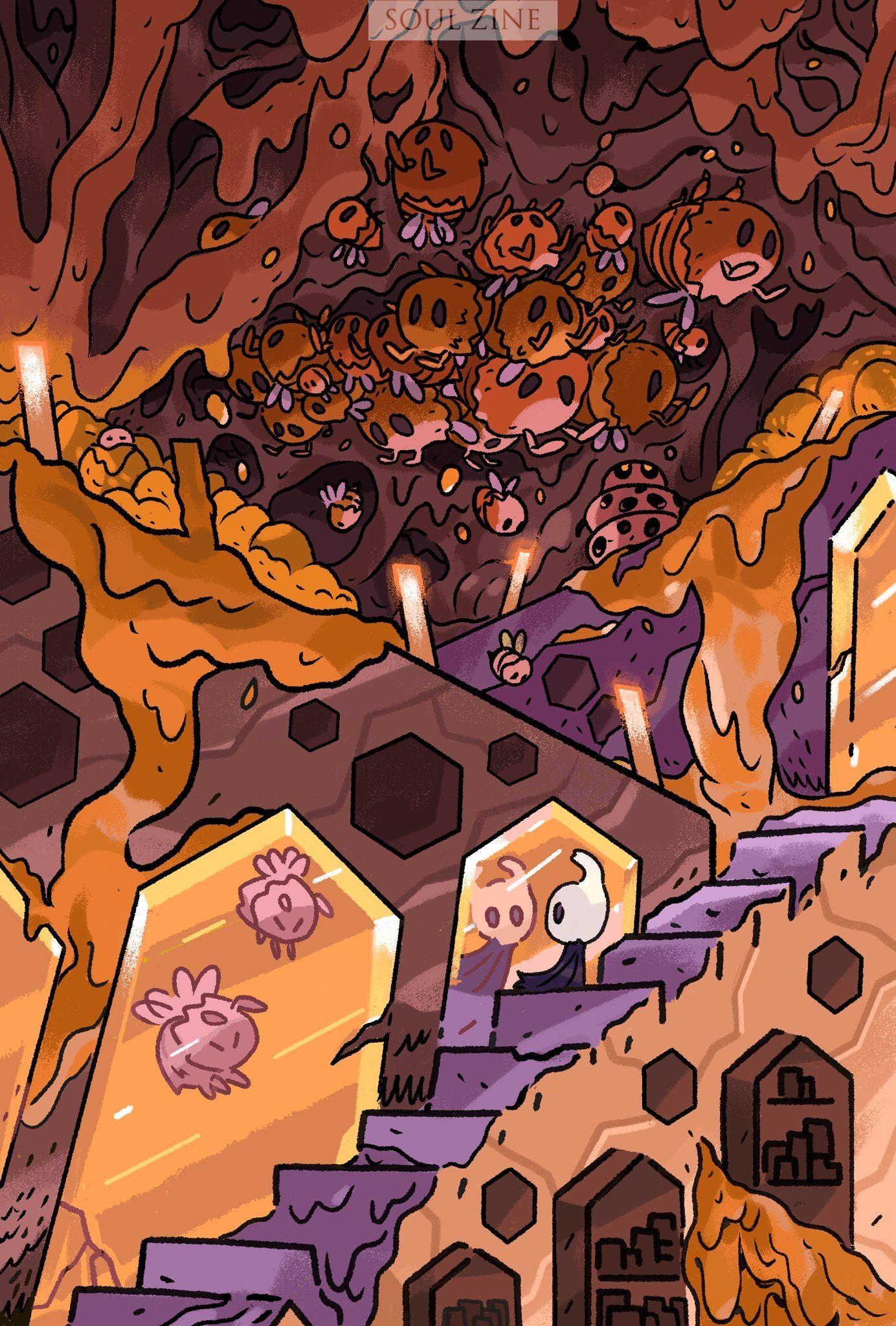 50+ Hollow Knight ideas   knight, hollow night, hollow art