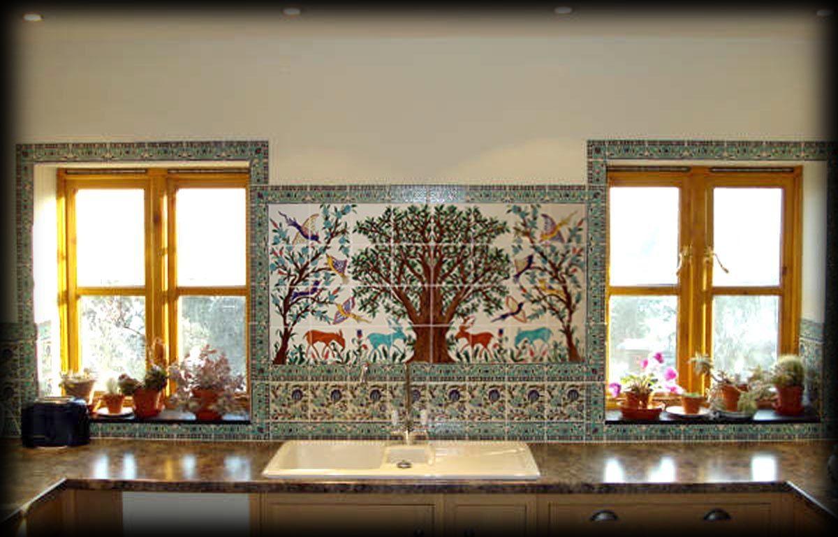 Creative And Versatile Tiles For Decorating Your Stylish Home With Images Backsplash Tile Design Backsplash Designs Unique Kitchen Tile