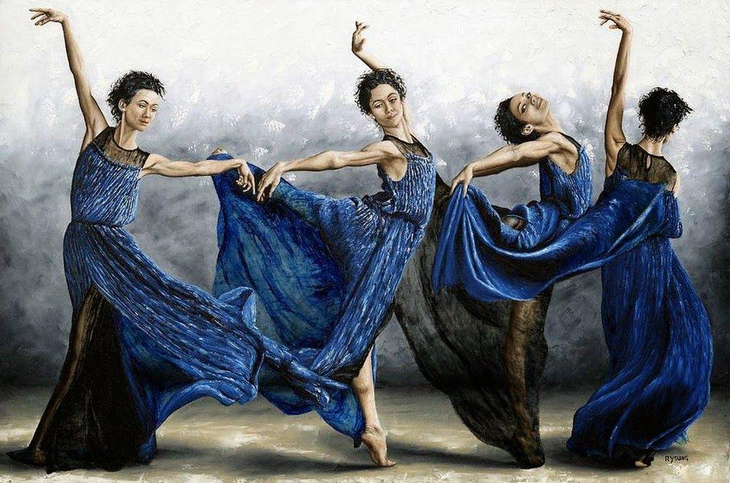 танцы в голубом картинки этот день кумиры
