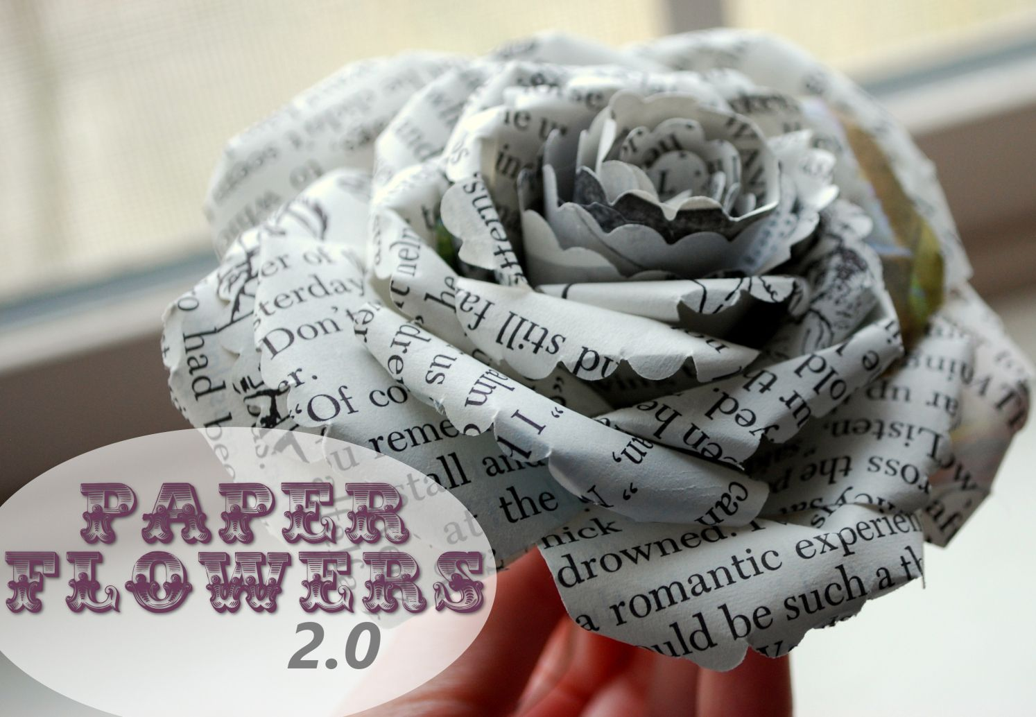 Paper Flowers 20 Cool Stuff To Make Pinterest Flowers Paper