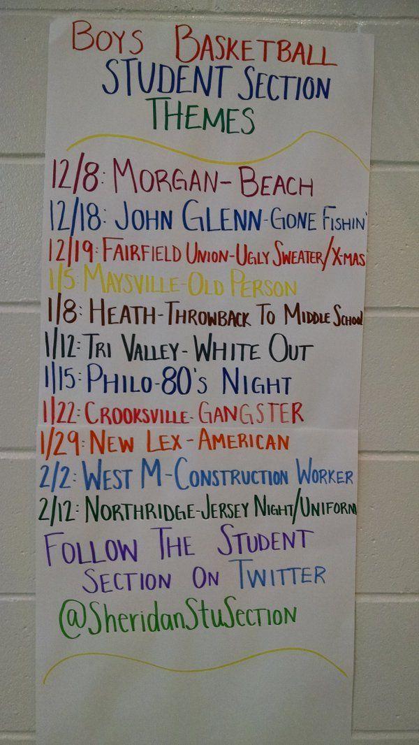 The 25+ best Highschool spirit week ideas ideas on ...