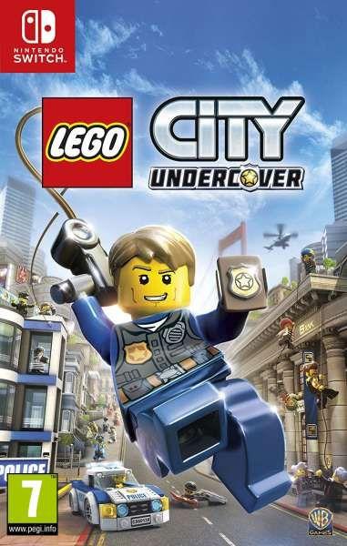 Lego City Undercover Switch Nintendo Switch Box Lego City Undercover Lego City Undercover