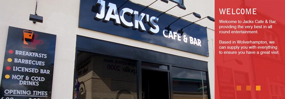 Jack's Cafe & Bar