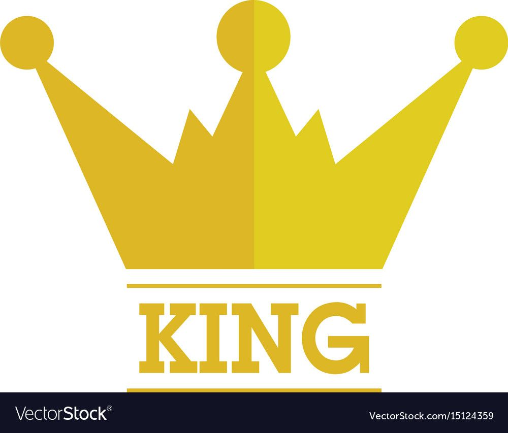Royal Crown And King Logo Design Download A Free Preview Or High Quality Adobe Illustrator Ai Eps Pdf And High Resolution In 2021 Vector Logo Crown Logo Logo Design