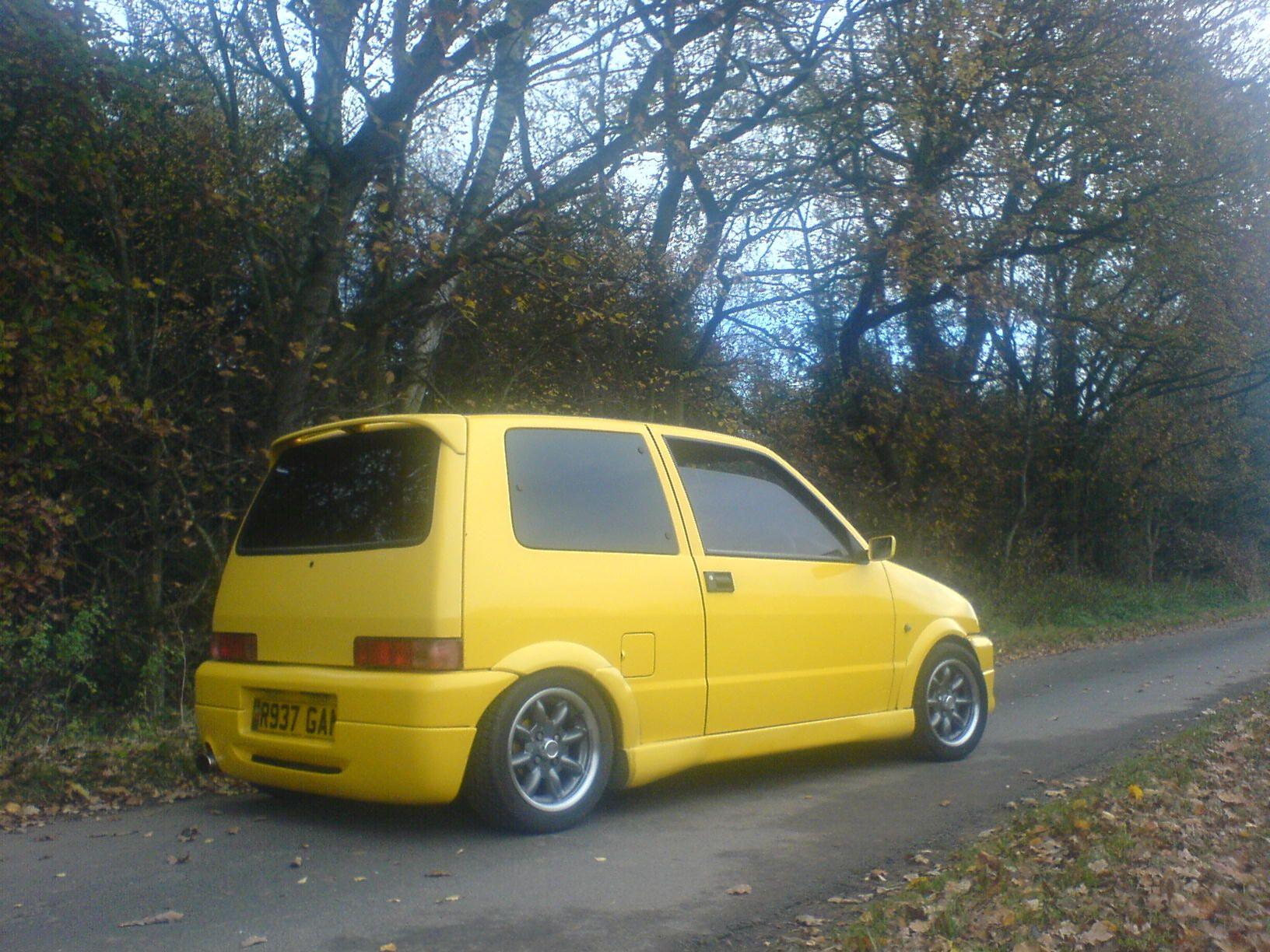 Cinquecento Cinquecento Turbo The Fiat Forum Fiat Cinquecento