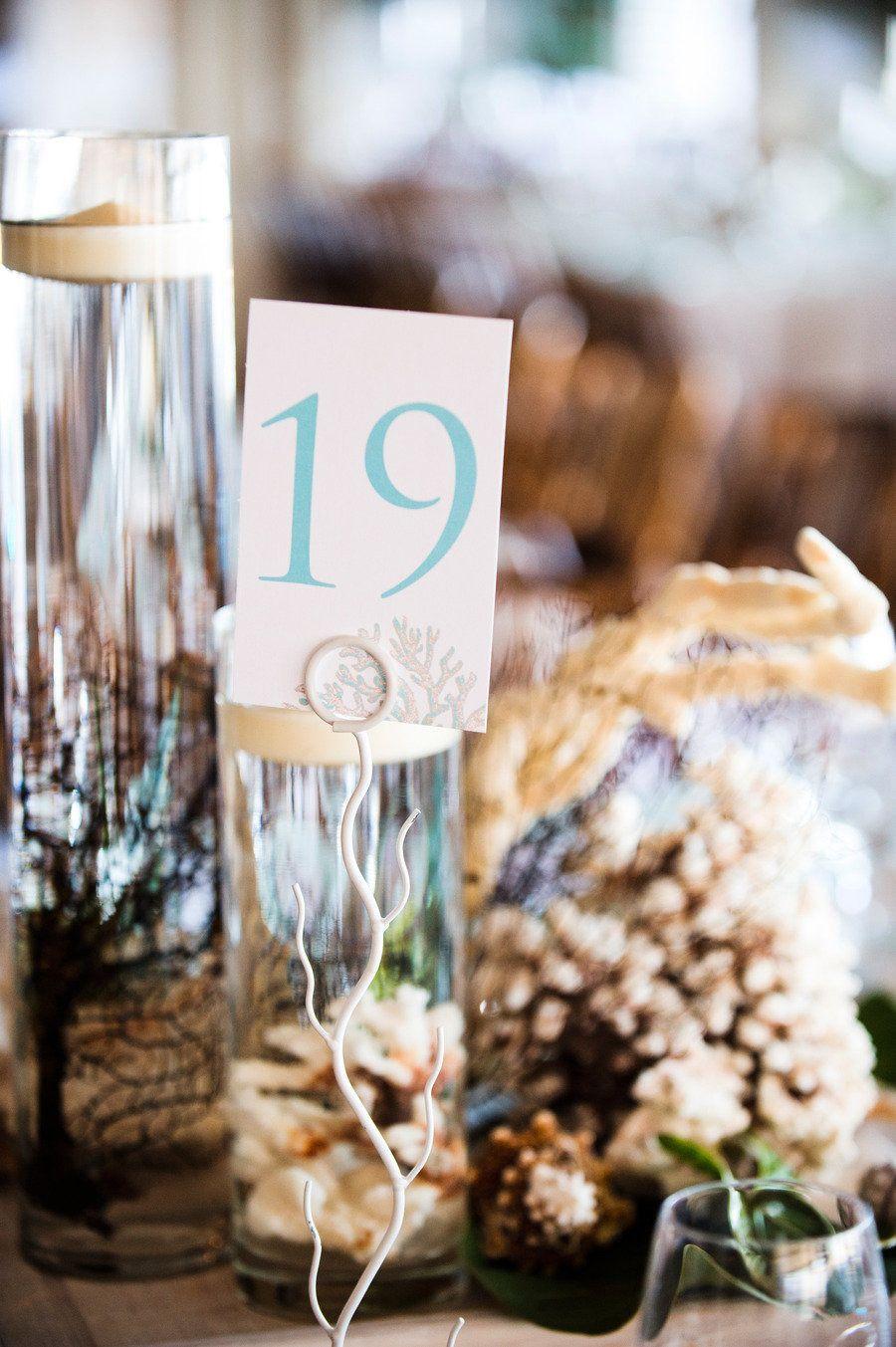 Yacht wedding decoration ideas  Clearwater Wedding at Carlouel Yacht Club by URBANcoast  Yacht club
