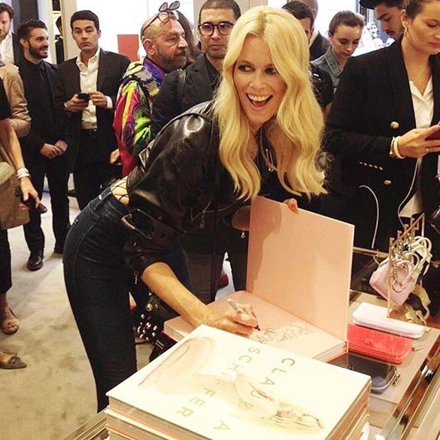 Claudia Schiffer Claudiaschiffer Instagram Photos And Videos