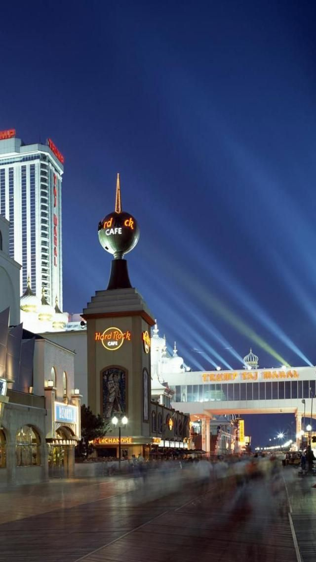 Atlantic City New Jersey This Would Be A Random Weekend Trip At Any Time Of Year Of Course We D Be Hitting The Casinos An Atlantic City City Dream Vacations