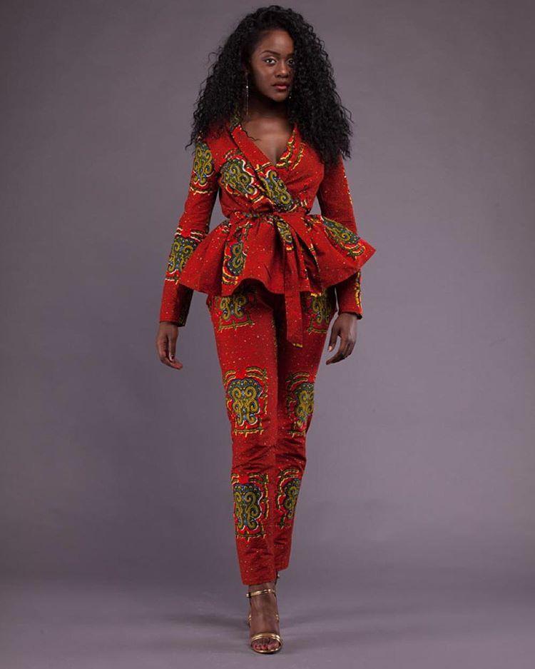 the famfam set african fash pinterest pagne robe pagne. Black Bedroom Furniture Sets. Home Design Ideas