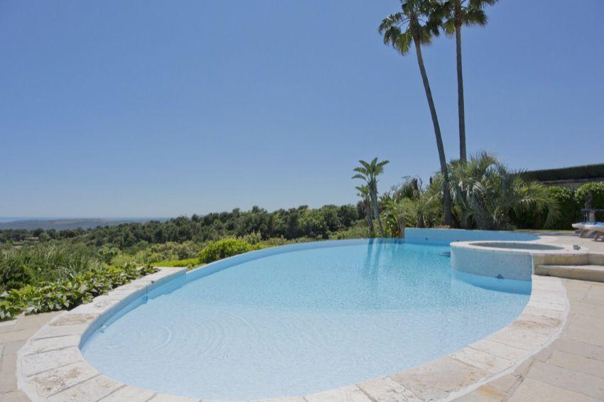 Holiday Rental Villa In Saint Paul De Vence, Provence, Côte D