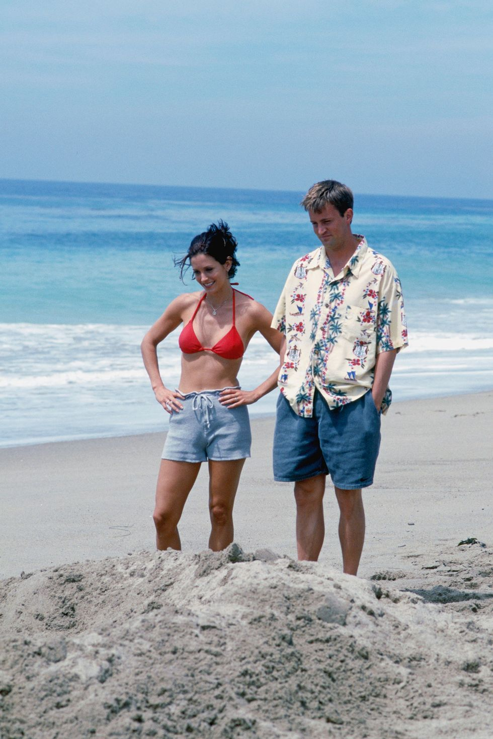 ¿Era Monica Geller la que más estilo tenía en 'Friends'?