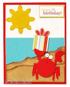 Mafer's Creations: HAPPY BIRTHDAY CARDS