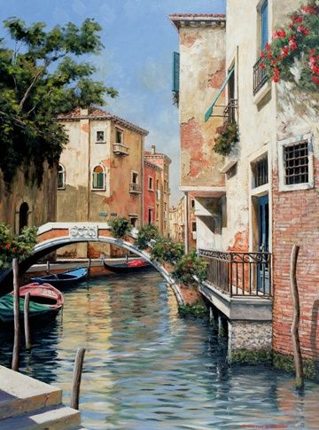 Venice by Michael Swanson ~**